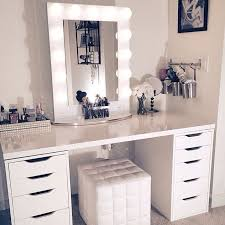 Large White Desk With Drawers Bedroom Furniture Sets Desk With Drawers Big Desk Folding Small