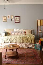 Small Space Ideas Apartment Therapy Katie U0027s Cozy Teeny Tiny Boho Studio Boho Apartment Therapy And