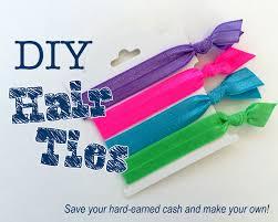 elastic hair ties ribbon grosgrain satin glitter more