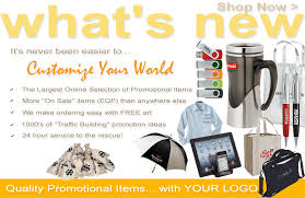 promotional products shopping mall personalized promotional items
