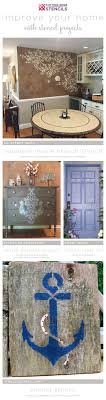 diy decor projects home improve your home with stencil projects stencil stories stencil
