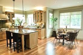 Open Kitchen Dining Room Open Floor Plan Living Room Dining Room Ticketliquidator Club