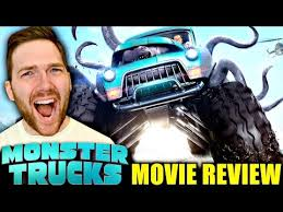 monster trucks movie review double toasted review double