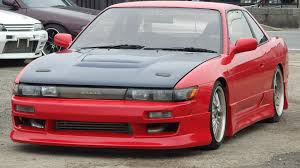 nissan sileighty nissan silvia s13 turbo 1991 for sale in japan at jdm expo