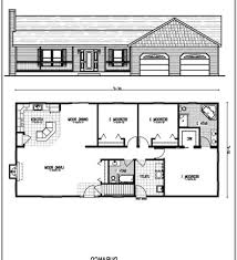 Open Floor Plans Ranch Style Floor Plans For Ranch Homes