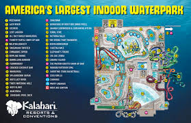 True Size World Map by Kalahari Resorts And Conventions Is Home To America U0027s Largest