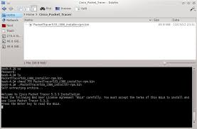 tutorial cisco packet tracer 5 3 slackware linux blog by ismail cisco packet tracer 5 3 3 slackware