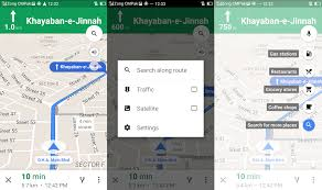 Google Maps Navigation Google Introduces Voice Guided Turn By Turn Navigation For Pakistan