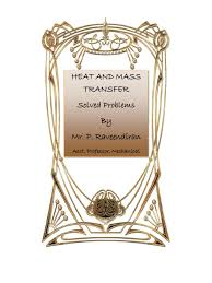hmt university solved problems heat transfer thermal insulation