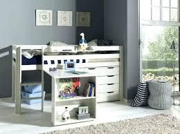 ikea bureau enfants lit mezzanine avec bureau trendy lit mezzanine ikea
