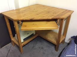 bureau d angle en pin bureau d angle pin bureaux prestige avec bureau d angle pin