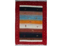 persian wool gabbeh rug prg068 persis crafts