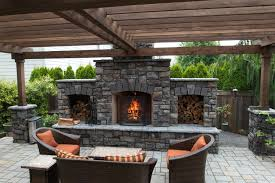 Backyard Sitting Area Ideas Backyard Kitchens Grow In Popularity And Sophistication