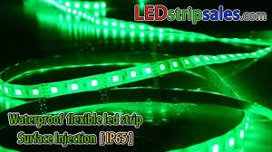 Led Light Color Rgb Color Change Led Strip Light Waterproof Ip65 For Outdoor Use