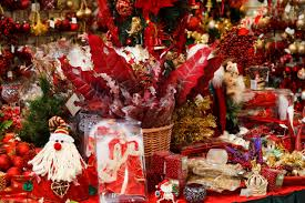 decorations for sale file christmas decoration for sale in a christmas shop jpg