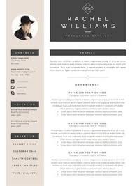 beautiful vertical design cv resume template misc pinterest