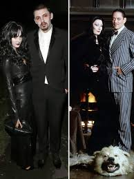 Morticia Addams Halloween Costume 29 Incredible Celebrity Halloween Costumes Spookiest