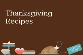 and easy thanksgiving recipes