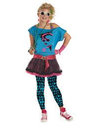 ck76 valley teen pop star 80 u0027s child halloween fancy dress up