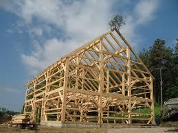 Timber Frame Barn Homes Custom Timber Frame Homes