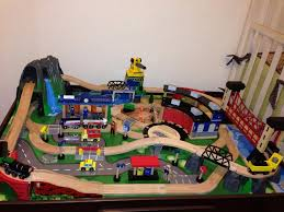 imaginarium mountain rock train table instructions imaginarium train table track layout google search just in case