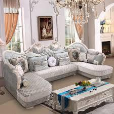 canap de qualit en tissu européenne style u forme haute qualité tissu canapé ensemble pour