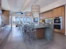 Concrete Tile Backsplash by Contemporary Kitchen With Concerete Tile Floors U0026 Concrete Tile