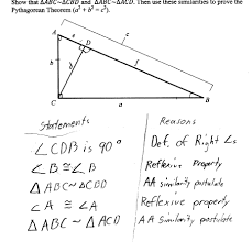 Aa Step 10 Worksheet Pythagorean Theorem Proof Students Are Asked To Prove The
