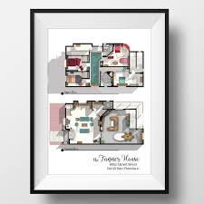 floor plan lay out full house tv show floor plan fuller house tv show layout