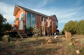 tiny homes for sale in az arizona couple moves into tiny tiny home ny daily news