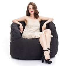 interior bean bags chair butterfly sofa black sapphire bean