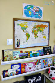 how to set up a reading nook kids love plus diy rain gutter