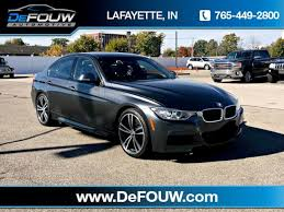 bmw 335i sedan 2014 used 2014 bmw 335i for sale lafayette in
