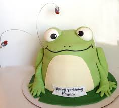 frogs birthday party ideas fondant frogs and birthdays