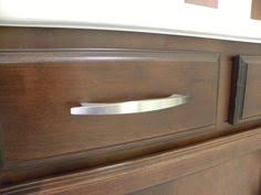 Brushed Nickel Cabinet Hardware by Cabinets Kitchen Craft Lexington Maple Seashell Granite White