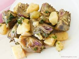 comment cuisiner les artichauts violets artichauts violet à la pasqualina 3sp delices regime