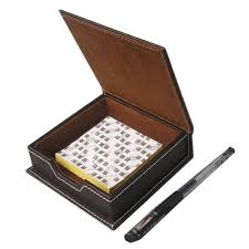 Desk Accessory Set by Aliexpress Com Buy 3 Pcs Set Leather Desk Stationery Organizer