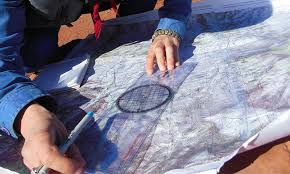 paper maps from paper maps to gps and back
