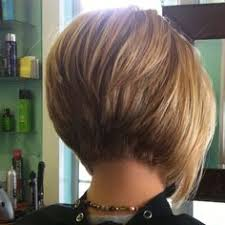stacked wedge haircut pictures stacked hairstyles that will adapt to any face and smile my