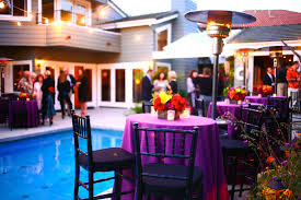 what colors would best suit your backyard event a1 party