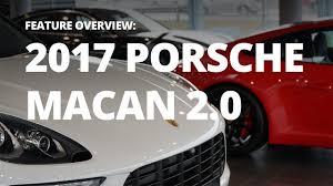 Porsche Macan Build - the 2017 porsche macan features u0026 packages available in trinidad