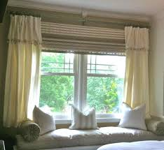 windows awning curtains hung under awning windows drapes in a