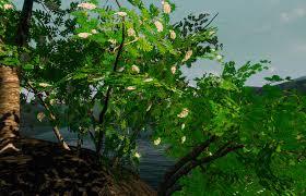 hoddminir mod development new trees and bushes