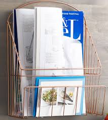 Wall Mounted Paper Organizer Wall Mount Mail Holder In Mail Organizers