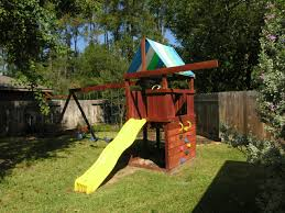 a fun time with backyard playscapes aroi design