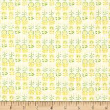 Hues Of Yellow Cotton Pastel Fabric Com