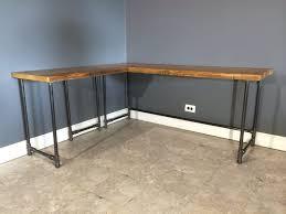L Computer Desk With Hutch by Computer L Shaped Desk Techni Mobili Rta 3802 Gls L Shaped Glass