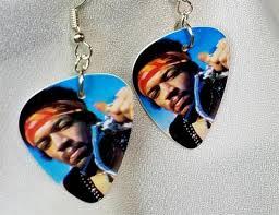 jimi headband jimi with a headband guitar earrings simplyraevyn