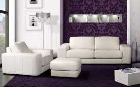 sectional baron modern style platinum collection white leather
