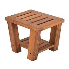 Earth Craftsteak Side Table